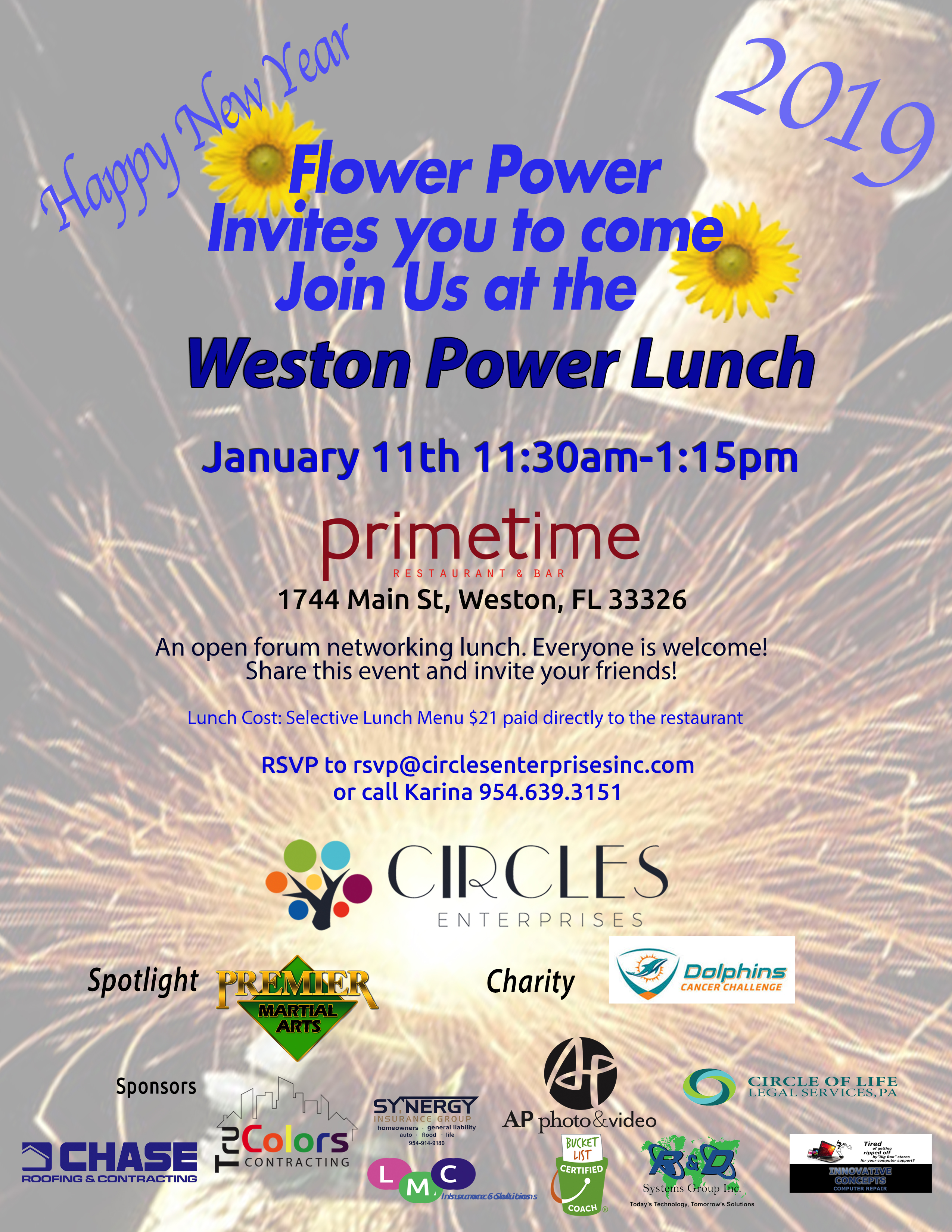 January Power Lunch 2019